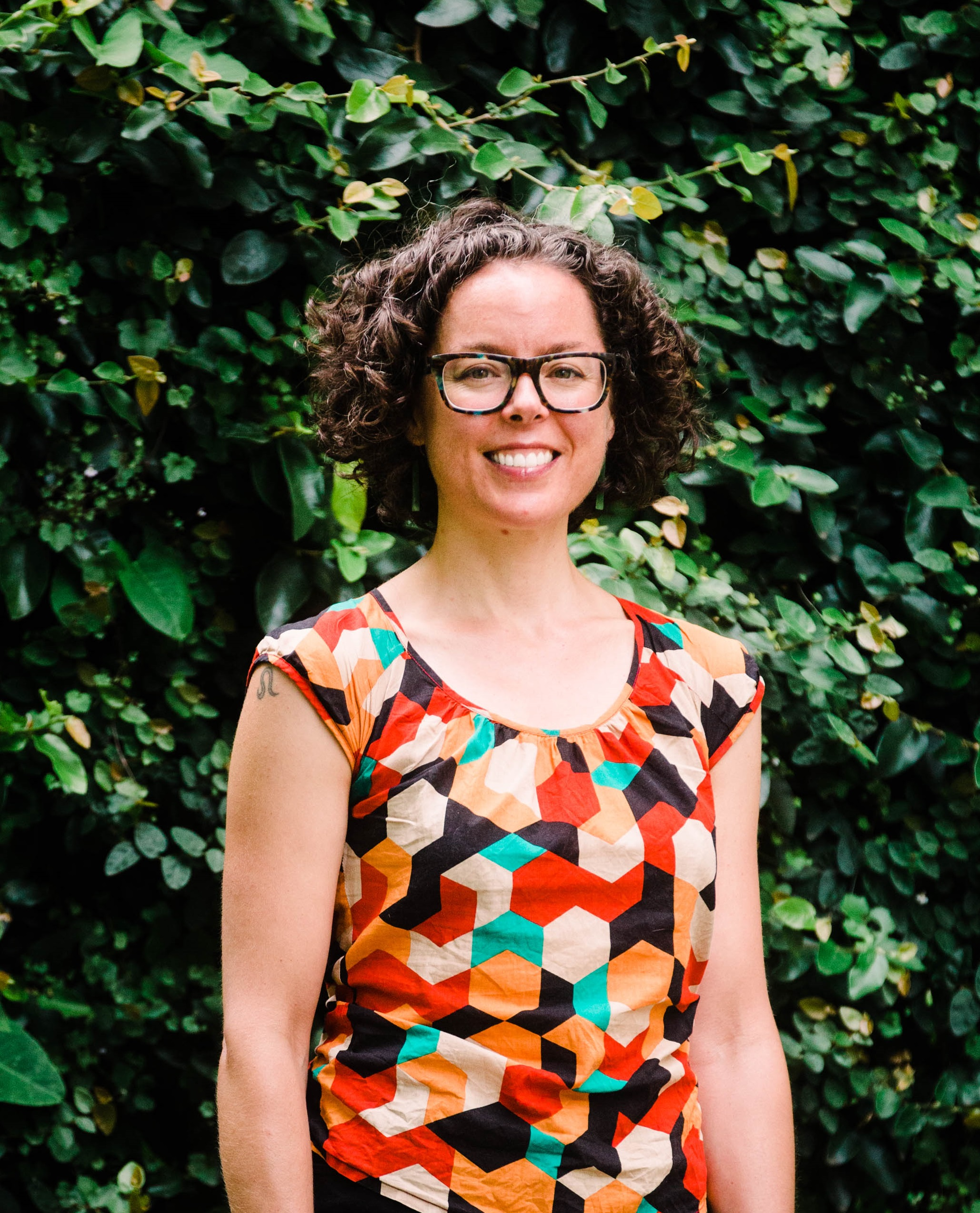 Melanie Burge