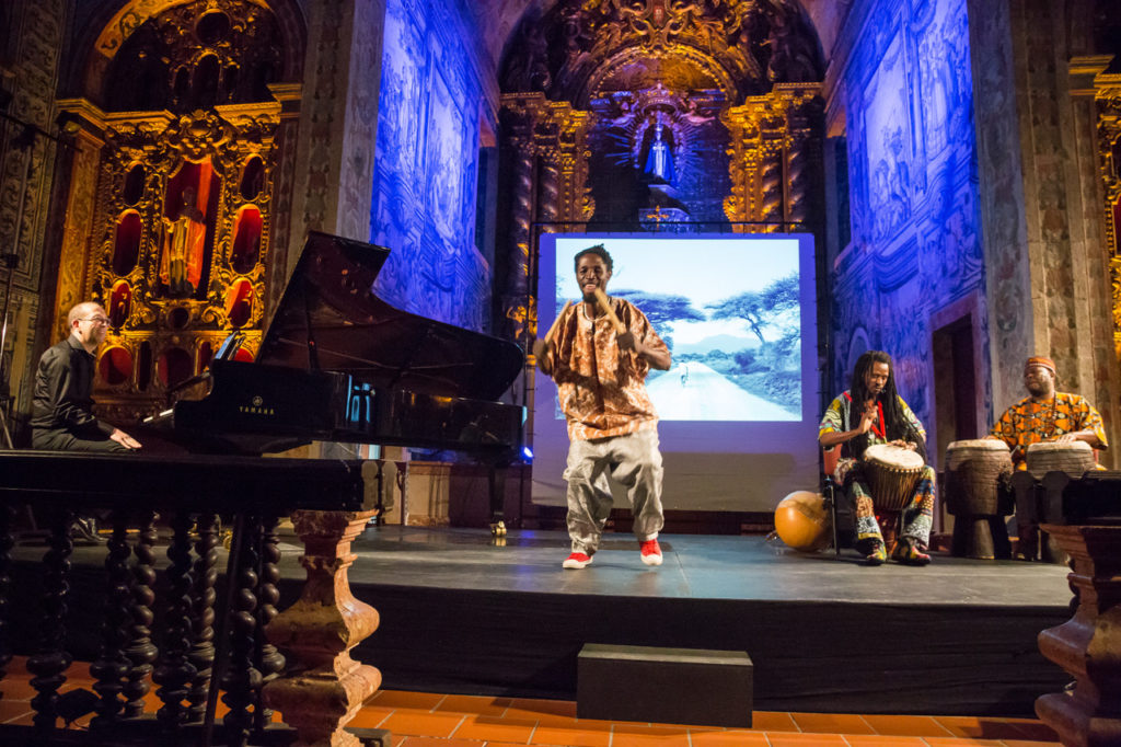 Festival Terras sem Sombra 2016 Polyrhytms: African Ligeti